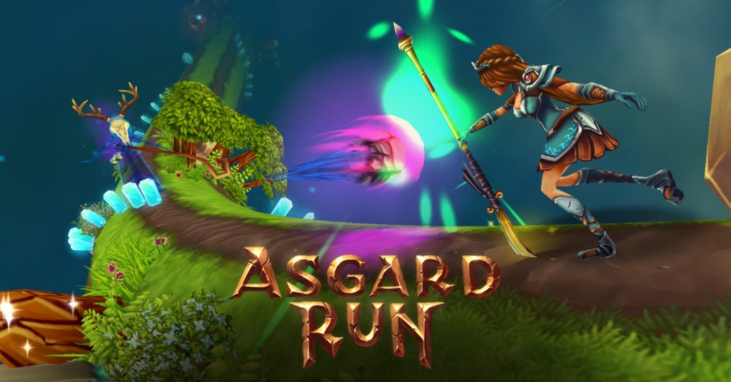 Asgard Run Screenshot