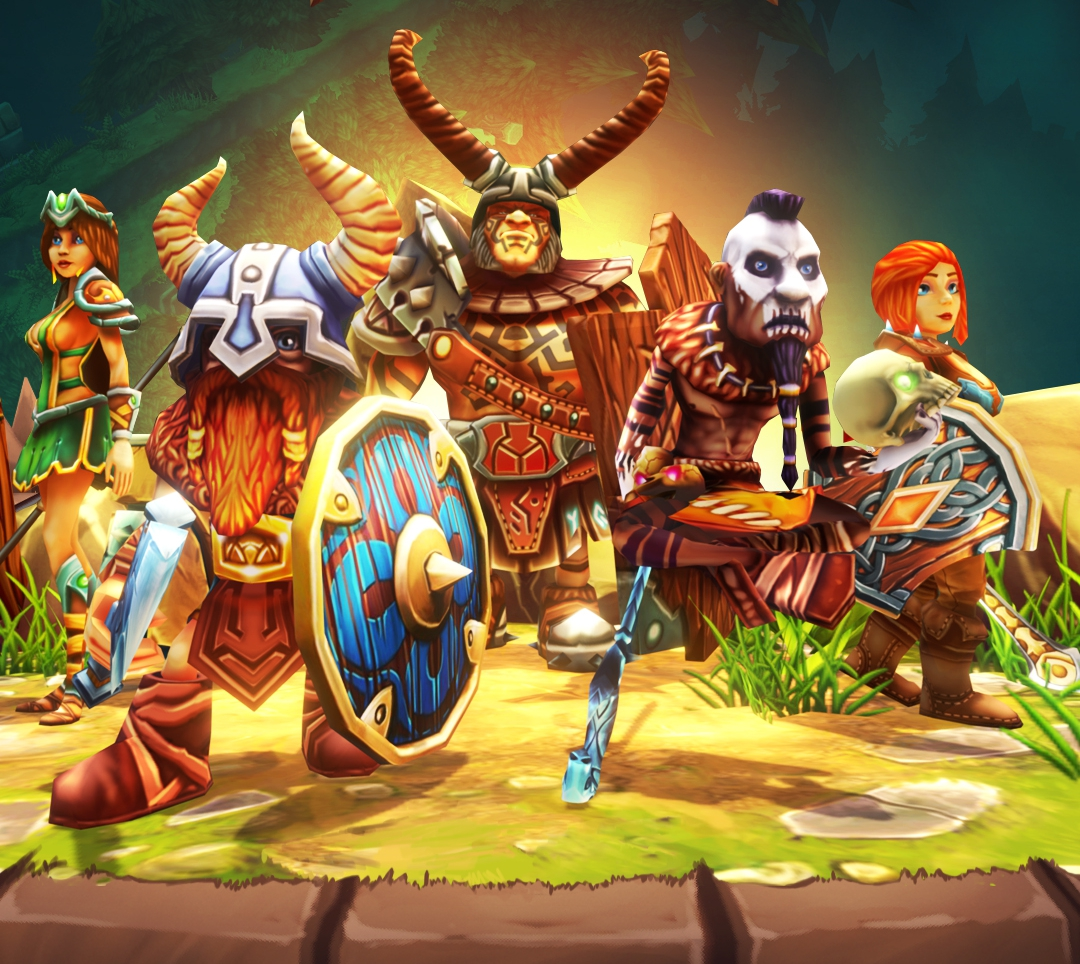 Asgard Run launched on the Google Play Store