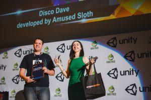 Disco Dave Award