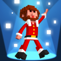disco Dave Holiday Icon