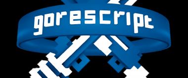 Gorescript Transparent Logo